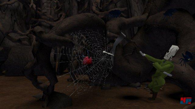 Screenshot - Grim Fandango (Mac) 92498283