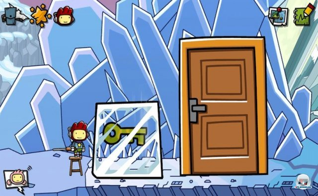 Screenshot - Scribblenauts Unmasked: A DC Comics Adventure (3DS) 92462852