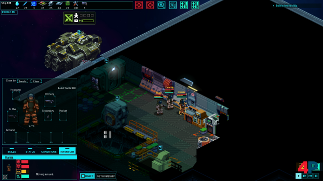 Screenshot - Space Haven (PC) 92613284