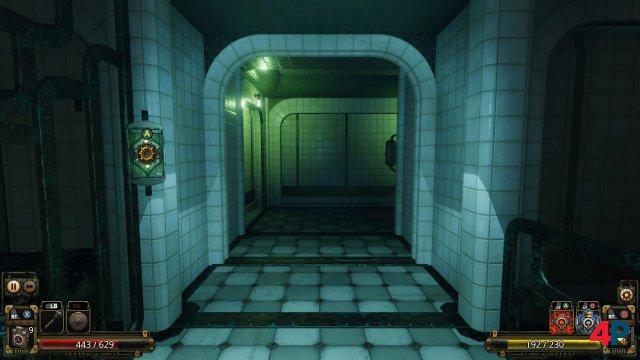 Screenshot - Vaporum: Lockdown (PC) 92624599