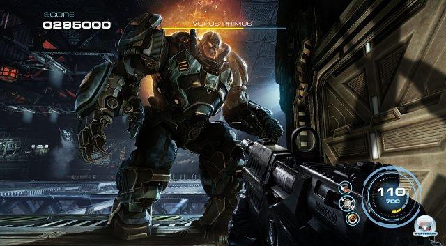 Screenshot - Alien Rage (360)