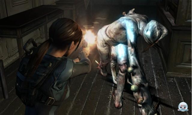 Screenshot - Resident Evil: Revelations (3DS) 2230177