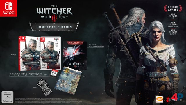 Screenshot - The Witcher 3: Wild Hunt (Switch) 92589942