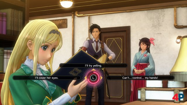 Screenshot - Sakura Wars (PS4) 92605944