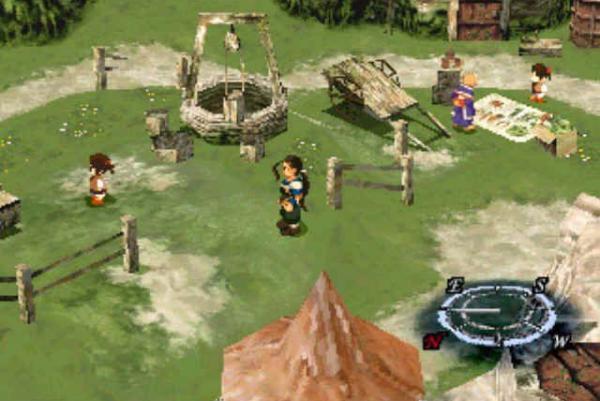 Xenogears (PlayStation 1998)<br><br>Mit Xenogears schuf Squaresoft 1998 ein neues RPG mit philosophischen und religiösen Anspielungen, das sowohl Lob als auch Kritik erntete. Wie Grandia verwendete es 2D-Charaktere vor 3D-Hintergründen. Das Besondere war jedoch die Integration zwei verschiedener Kampfsysteme: Zu Fuß kämpfte man ganz normal rundenweise mit den Charakteren der Party - stieg man jedoch ins Cockpit der roboterähnlichen Gears, kämpfte man auch gegen die Zeit, da die aufrüstbaren Stahlungetüme nur so lange eingesetzt werden konnten, wie Treibstoff vorhanden war. Dem hierzulande nie erschienenen Xenogears ließ Director Tetsuya Takahashi noch drei bei Monolith entwickelte Xenosaga-Epsisoden mit ähnlicher Thematik folgen, von denen allerdings nur der eher schwache zweite Teil auch in Europa erschien. 1720280