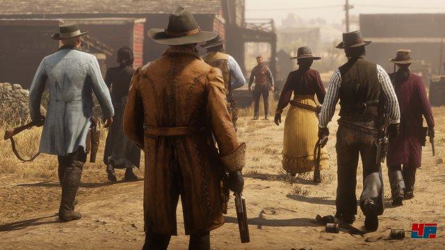 Screenshot - Red Dead Online (PS4) 92578390