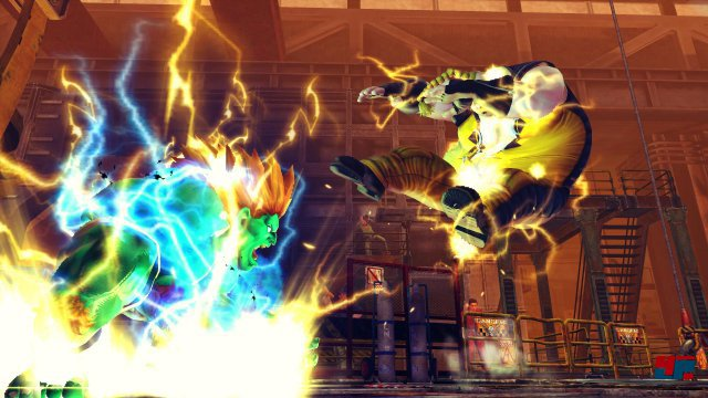 Screenshot - Ultra Street Fighter 4 (PlayStation4) 92505525