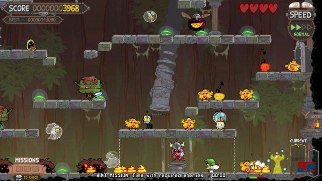 Screenshot - Poöf Vs The Cursed Kitty! (PC) 92473942
