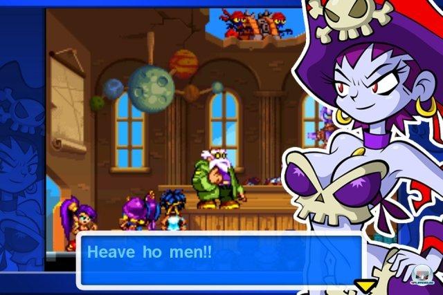 Screenshot - Shantae: Risky's Revenge (iPhone) 2283827