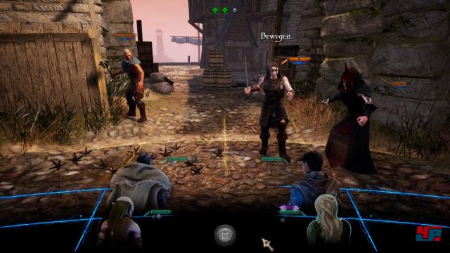 Screenshot - The Bard's Tale 4: Barrows Deep (PC) 92574194