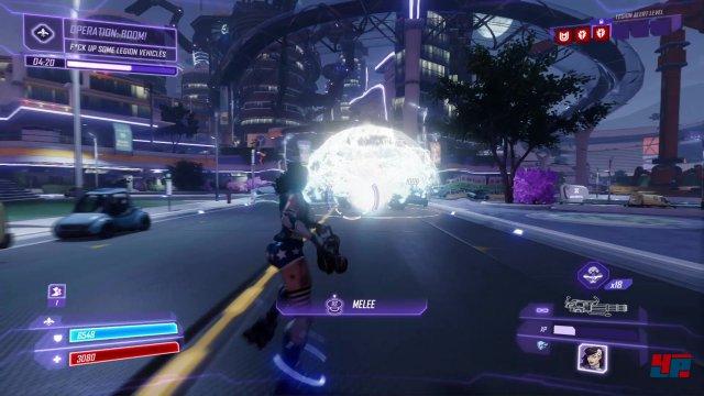 Screenshot - Agents of Mayhem (PC) 92551162