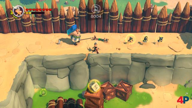 Screenshot - Asterix & Obelix XXL 3: Der Kristall-Hinkelstein (PC) 92598167