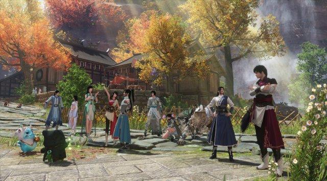 Screenshot - Swords of Legends Online (PC) 92638806
