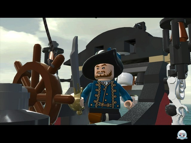 Screenshot - Lego Pirates of the Caribbean - Das Videospiel (360) 2221397