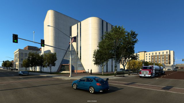 Screenshot - American Truck Simulator (PC)