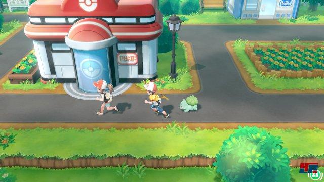 Screenshot - Pokémon Let's Go,Pikachu! & Let's Go, Evoli! (Switch) 92566027