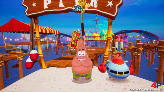 Screenshot - SpongeBob SquarePants: Battle for Bikini Bottom - Rehydrated (PC) 92617406