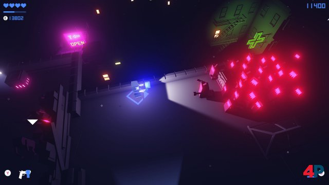 Screenshot - It Came from Space and Ate our Brains (PC)