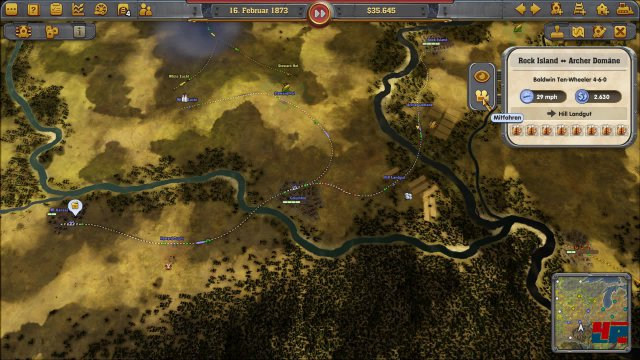 Screenshot - Railway Empire (PC) 92559368