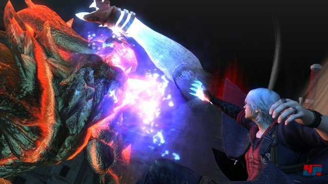 Screenshot - Devil May Cry 4 (PlayStation4) 92504965