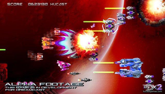 Screenshot - Redux 2 (Dreamcast)
