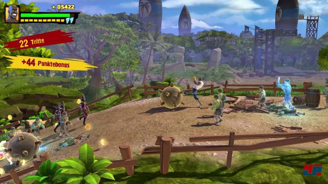 Screenshot - Shaq Fu: A Legend Reborn (PS4) 92569401