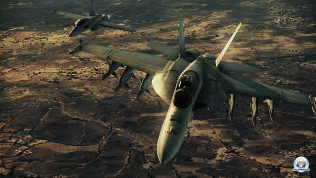 Screenshot - Ace Combat: Assault Horizon (360) 2248837