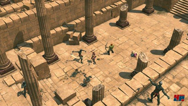 Screenshot - Titan Quest: Atlantis (PC)