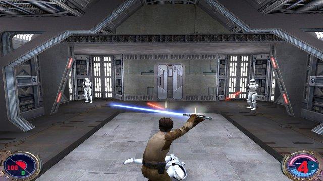 Screenshot - Star Wars: Jedi Knight II - Jedi Outcast (Switch) 92595652