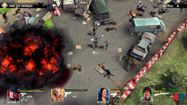 Screenshot - Zombieland: Double Tap - Road Trip (PC)