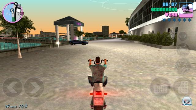 Screenshot - Grand Theft Auto: Vice City (iPhone) 92430637