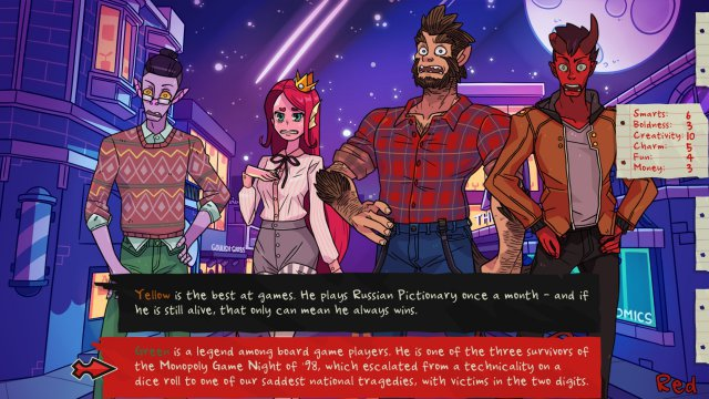 Screenshot - Monster Prom (PS4, One) 92626703