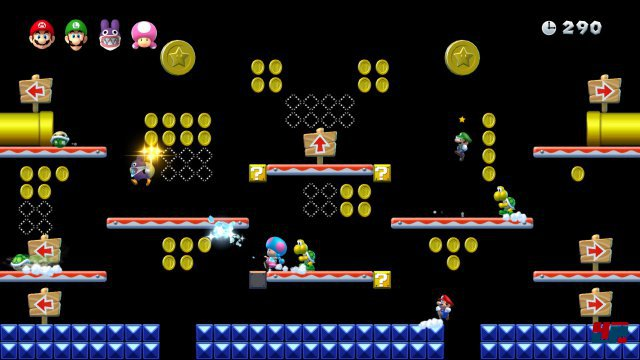 Screenshot - New Super Mario Bros. U (Switch) 92573594