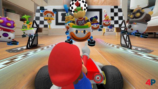 Screenshot - Mario Kart Live: Home Circuit (Switch)