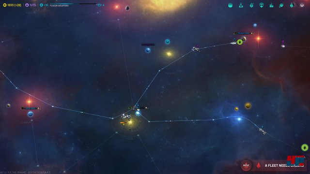Screenshot - Master of Orion (PC) 92520966