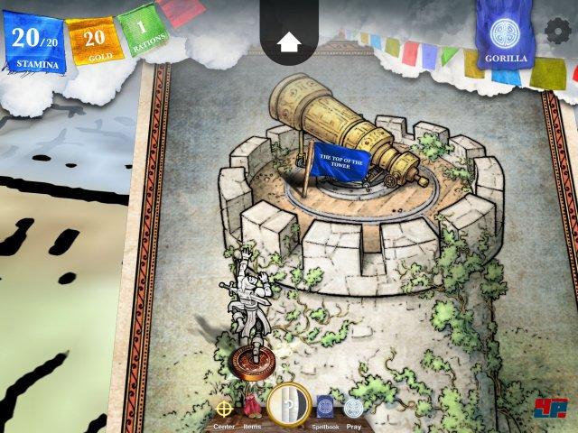 Screenshot - Sorcery! - Teil 3 (iPad) 92503549