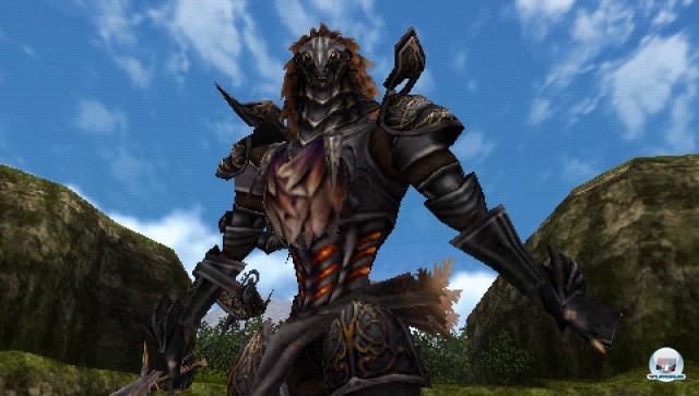 Screenshot - White Knight Chronicles: Origins (PSP) 2227028
