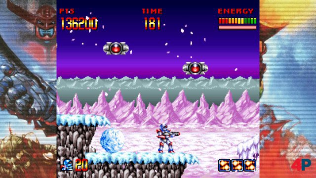 Screenshot - Turrican Flashback Collection (PS4, Switch) 92633619