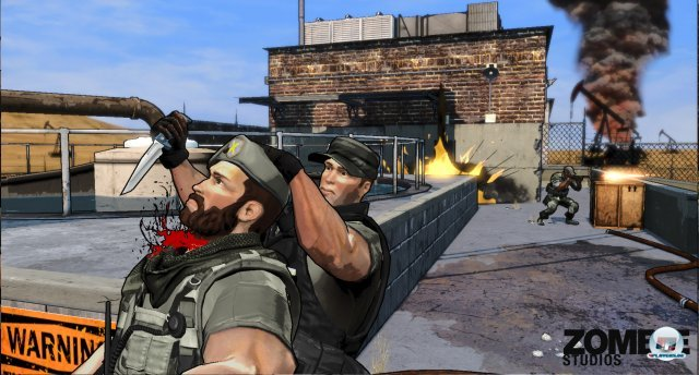 Screenshot - Special Forces: Team X (360) 92447187