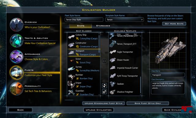 Screenshot - Galactic Civilizations 3 (PC) 92539945