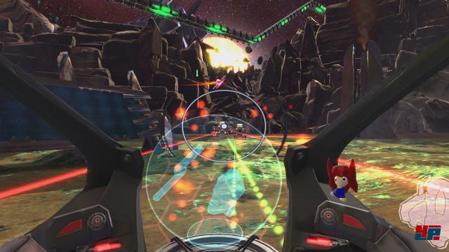 Screenshot - Super Stardust Ultra VR (PS4) 92535782