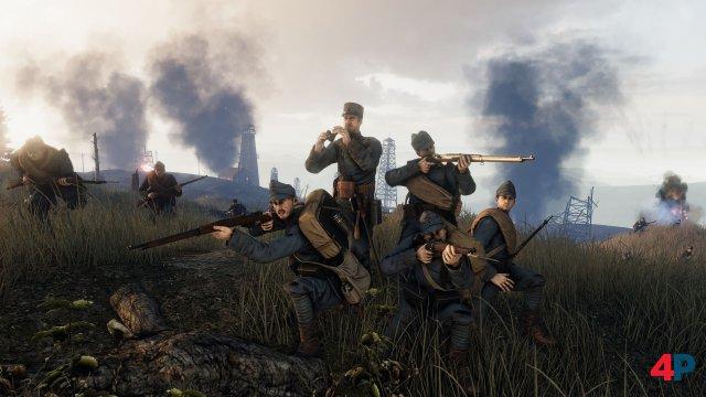 Screenshot - Tannenberg (PC)