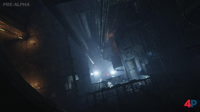 Screenshot - Warhammer 40.000: Darktide (PC, XboxSeriesX)