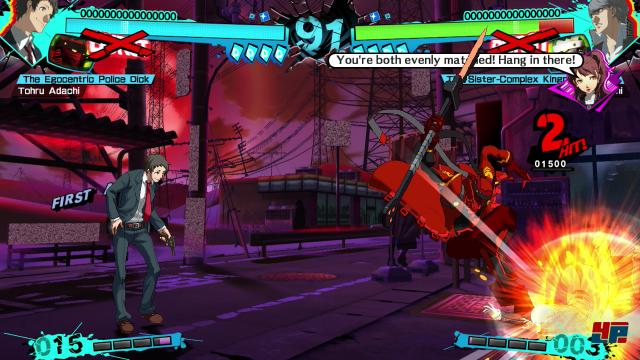 Screenshot - Persona 4: Arena Ultimax (360) 92496380