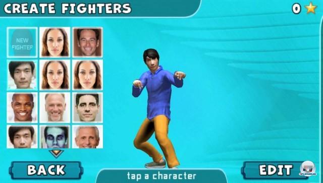 Screenshot - Reality Fighters (NGP) 2227608