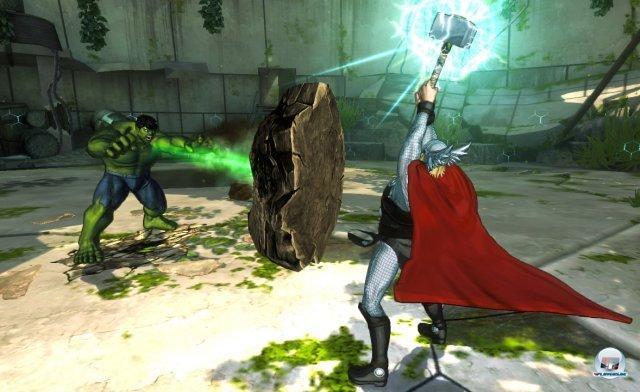 Screenshot - Marvel Avengers: Kampf um die Erde (Wii_U) 92401072