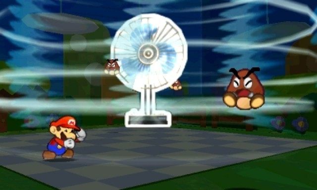 Screenshot - Paper Mario 3DS (3DS) 2229428