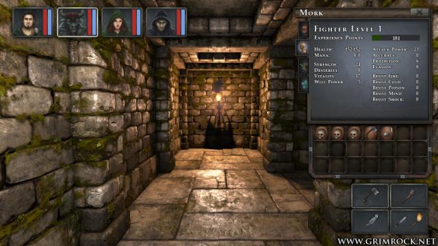 Screenshot - Legend of Grimrock (PC) 2310152