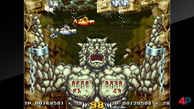 Screenshot - Arcade Archives: In the Hunt (PS4) 92610402
