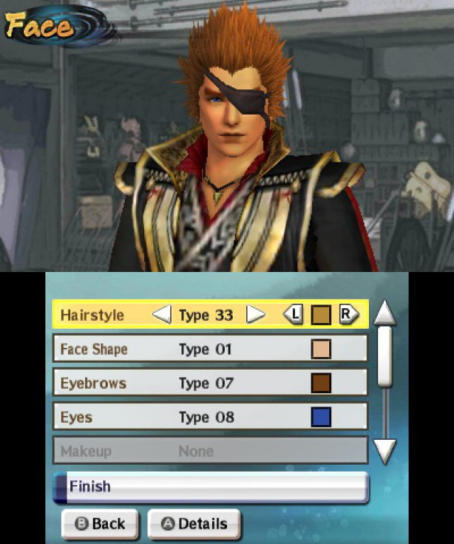 Screenshot - Samurai Warriors: Chronicles 3 (3DS)